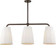 Hudson Valley 6063-DB Malden Distressed Bronze Island Light Fixture