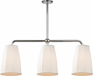 Hudson Valley 6063-PN Malden Polished Nickel Kitchen Island Light Fixture