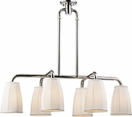 Hudson Valley 6066-PN Malden Polished Nickel Kitchen Island Light