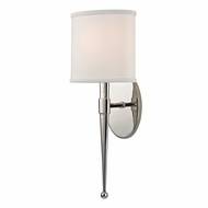 Hudson Valley 6120-PN Madison Polished Nickel Finish 19  Tall Wall Light Sconce