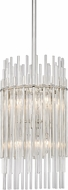 Hudson Valley 6310-PN Wallis Contemporary Polished Nickel Mini Drop Lighting Fixture