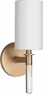 Hudson Valley 6311-BB Wylie Brushed Bronze Lighting Wall Sconce
