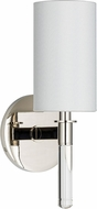 Hudson Valley 6311-PN Wylie Polished Nickel Wall Lighting Sconce