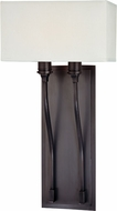 Hudson Valley 642-OB Selkirk Contemporary Old Bronze Wall Sconce Lighting