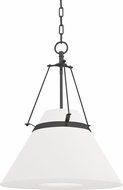 Hudson Valley 6421-OB Clemens Modern Old Bronze Ceiling Light Pendant