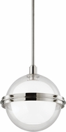 Hudson Valley 6514-PN Northport Modern Polished Nickel Pendant Lighting
