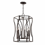 Hudson Valley 6517-OB Roswell Old Bronze Entryway Light Fixture