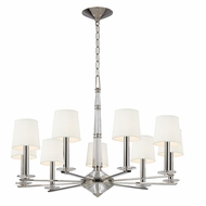 Hudson Valley 6619 Porter Transitional 36.75  Wide Hanging Chandelier