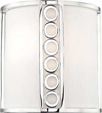 Hudson Valley 6700-PN Infinity Contemporary Polished Nickel Wall Sconce