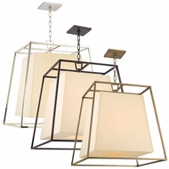 Hudson Valley 6924 Kyle Transitional 24 x24 x26  Ceiling Light Pendant