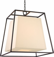 Hudson Valley 6924-OB Kyle Modern Old Bronze Hanging Light