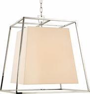 Hudson Valley 6924-PN Kyle Modern Polished Nickel Pendant Lighting Fixture
