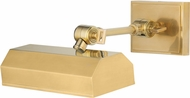 Hudson Valley 7008-AGB Woodbury Traditional Aged Brass 8  Picture Light