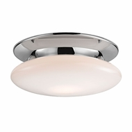 Hudson Valley 7015-PC Irvington Contemporary Polished Chrome LED Ceiling Light