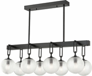 Hudson Valley 7108-OB Jewett Modern Old Bronze Kitchen Island Light Fixture