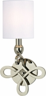 Hudson Valley 7211-PN Pawling Polished Nickel Wall Sconce Lighting
