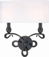 Hudson Valley 7212-OB Pawling Old Bronze Wall Light Sconce
