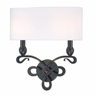 Hudson Valley 7212 Pawling 14  Wide Wall Lamp