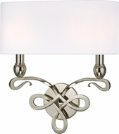 Hudson Valley 7212-PN Pawling Polished Nickel Wall Lighting Fixture