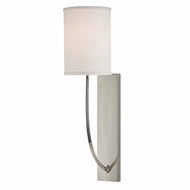 Hudson Valley 731-PN Colton Polished Nickel Finish 4.5  Wide Wall Lighting