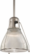 Hudson Valley 7311-PN Haverhill Contemporary Polished Nickel 12  Ceiling Pendant Light