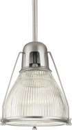 Hudson Valley 7311-SN Haverhill Modern Satin Nickel 12  Drop Ceiling Light Fixture
