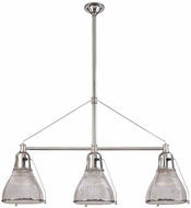 Hudson Valley 7313 Haverhill 3 Light Industrial Kitchen Island Lighting