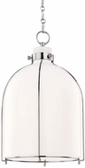 Hudson Valley 7314-PN Eldridge Modern Polished Nickel Hanging Light