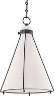 Hudson Valley 7316-OB Eldridge Modern Old Bronze Pendant Lighting Fixture