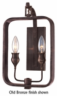 Hudson Valley 7402 Rumsford Contemporary Wall Sconce