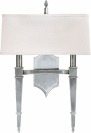 Hudson Valley 742-PN Norwich Contemporary Polished Nickel Wall Lighting Fixture