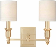Hudson Valley 7502-AGB Whitney Aged Brass Wall Lighting