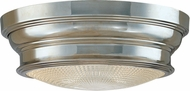 Hudson Valley 7509-PN Woodstock Contemporary Polished Nickel 9 Ceiling Light Fixture