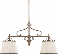 Hudson Valley 7712-HB Orchard Park Historic Bronze Island Light Fixture