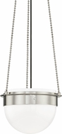 Hudson Valley 7715-PN Silo Modern Polished Nickel Drop Lighting