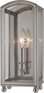 Hudson Valley 7801-PN Larchmont Polished Nickel Wall Lighting Fixture