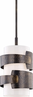 Hudson Valley 7813-DB Lanford Modern Distressed Bronze Pendant Light
