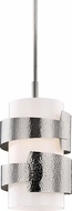 Hudson Valley 7813-PN Lanford Contemporary Polished Nickel Lighting Pendant