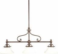 Hudson Valley 7822-HB Orchard Park Historic Bronze Kitchen Island Lighting