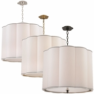 Hudson Valley 7925 Sweeny Transitional 22  Tall Pendant Lamp