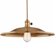 Hudson Valley 8001-AGB-ML2 Heirloom Aged Brass Drop Lighting Fixture