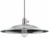 Hudson Valley 8001-PN-ML2 Heirloom Polished Nickel Drop Ceiling Light Fixture