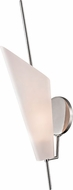 Hudson Valley 8061-PN Cooper Contemporary Polished Nickel LED Wall Lighting Fixture