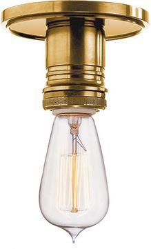 Hudson Valley 8100-AGB Heirloom Aged Brass Home Ceiling Lighting