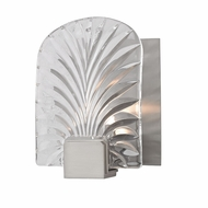 Hudson Valley 8101-SN Marcy Modern Satin Nickel Xenon Wall Light Sconce