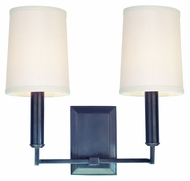 Hudson Valley 812 Clinton 2 Lamp 11 Inch Wide Transitional Lighting Sconce