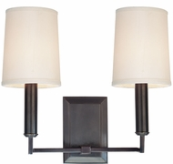 Hudson Valley 812-OB Clinton Old Bronze Wall Sconce Light