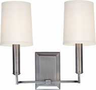 Hudson Valley 812-PN Clinton Polished Nickel Wall Sconce