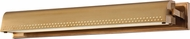 Hudson Valley 8124-AGB Garfield Aged Brass LED Picture Light