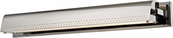 Hudson Valley 8124-PN Garfield Polished Nickel LED Art Lighting